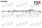 Koppelingskabel Fte fks10004