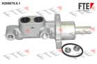 Hoofdremcilinder Fte h20907901