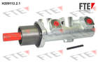Hoofdremcilinder Fte h20911221