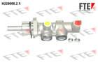 Hoofdremcilinder Fte h22900621