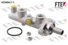 Hoofdremcilinder Fte h23906371