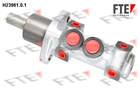 Hoofdremcilinder Fte h2396101