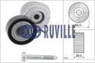 Ruville Spanner poly V-riem 55237