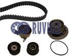 Ruville Distributieriem kit incl.waterpomp 55306701