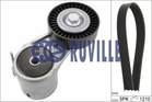 Poly V-riemen kit Ruville 5533881