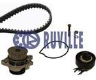 Ruville Distributieriem kit incl.waterpomp 55428702