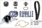 Ruville Distributieriem kit incl.waterpomp 55490711