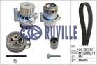 Ruville Distributieriem kit incl.waterpomp 55494701