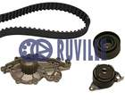 Ruville Distributieriem kit incl.waterpomp 55536701