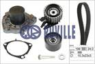 Ruville Distributieriem kit incl.waterpomp 55898711