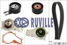 Ruville Distributieriem kit incl.waterpomp 55953741