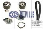 Ruville Distributieriem kit incl.waterpomp 55971701