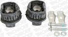 As/Subframe rubber rep.set Monroe l23805