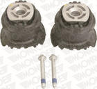 As/Subframe rubber rep.set Monroe l23813