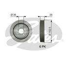 Gates Krukaspoelie /-torsiedemper TVD1011