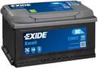 Exide Accu EB802