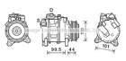 Airco compressor Ava Cooling bwak492