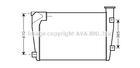Ava Cooling Interkoeler ME4233