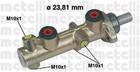 Hoofdremcilinder Metelli 050203