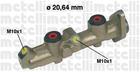 Hoofdremcilinder Metelli 050251