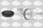 Krukaspoelie /-torsiedemper Sasic 2150012
