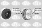 Sasic Krukaspoelie /-torsiedemper 2150028