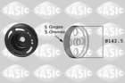 Sasic Krukaspoelie /-torsiedemper 2156013