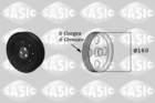 Krukaspoelie /-torsiedemper Sasic 2156033