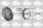 Krukaspoelie /-torsiedemper Sasic 2156055