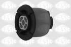 Draagarm-/ reactiearm lager Sasic 2600005