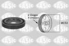 Krukaspoelie /-torsiedemper Sasic 5150q60