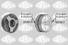 Sasic Krukaspoelie /-torsiedemper 9001806