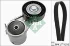 Poly V-riemen kit Ina 529000810