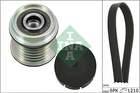 Poly V-riemen kit Ina 529002110