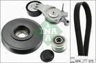 Poly V-riemen kit Ina 529003610