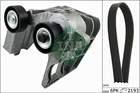 Poly V-riemen kit Ina 529006710
