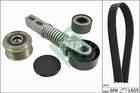 Poly V-riemen kit Ina 529007410