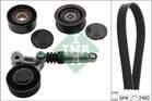Poly V-riemen kit Ina 529007510