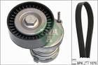 Poly V-riemen kit Ina 529008410
