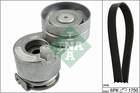 Poly V-riemen kit Ina 529008810
