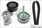 Poly V-riemen kit Ina 529009010