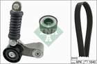 Poly V-riemen kit Ina 529009310