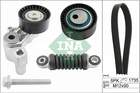 Poly V-riemen kit Ina 529009710