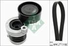 Poly V-riemen kit Ina 529011710