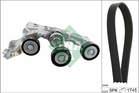 Poly V-riemen kit Ina 529014810
