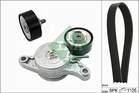 Poly V-riemen kit Ina 529015410