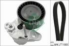 Poly V-riemen kit Ina 529015910