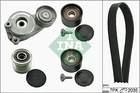 Poly V-riemen kit Ina 529016910