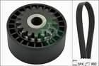 Poly V-riemen kit Ina 529017210