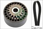 Poly V-riemen kit Ina 529017710